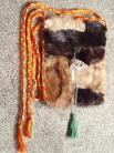 Fur Patch Purse #7 - Thumbnail
