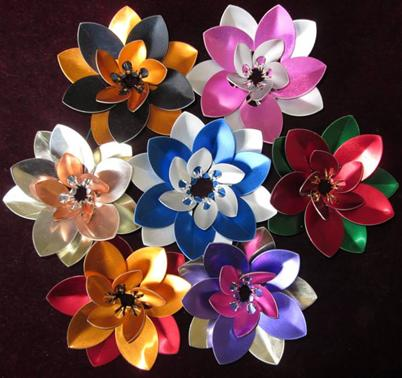 Scale Mail Flower cluster